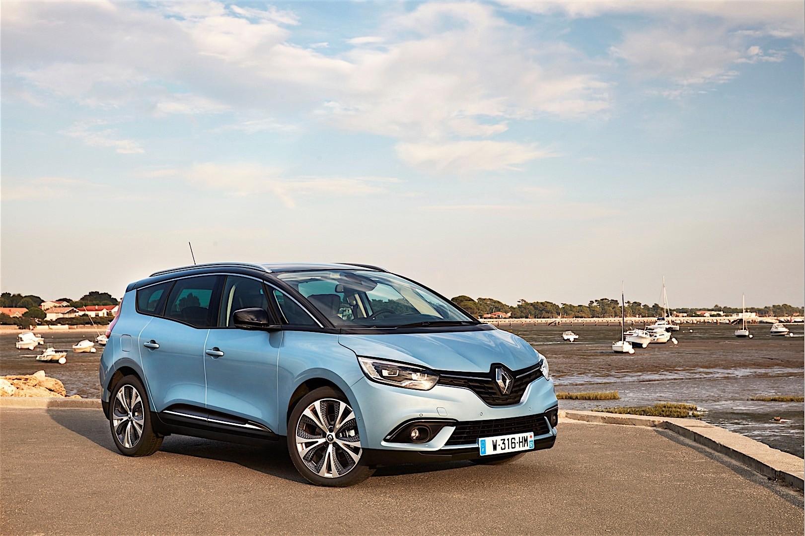 Renault Grand Scenic Specs Amp Photos 2016 2017 2018