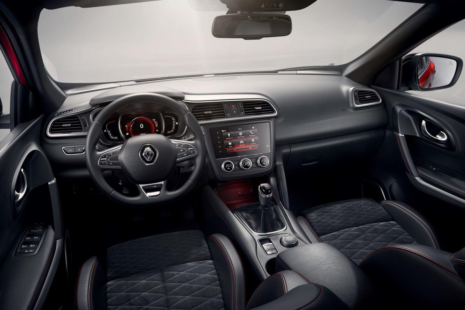 2020 Renault Kadjar History