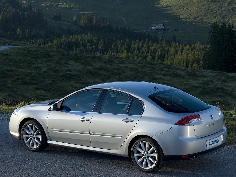 Renault Laguna Specs 2007 2008 2009 2010 Autoevolution