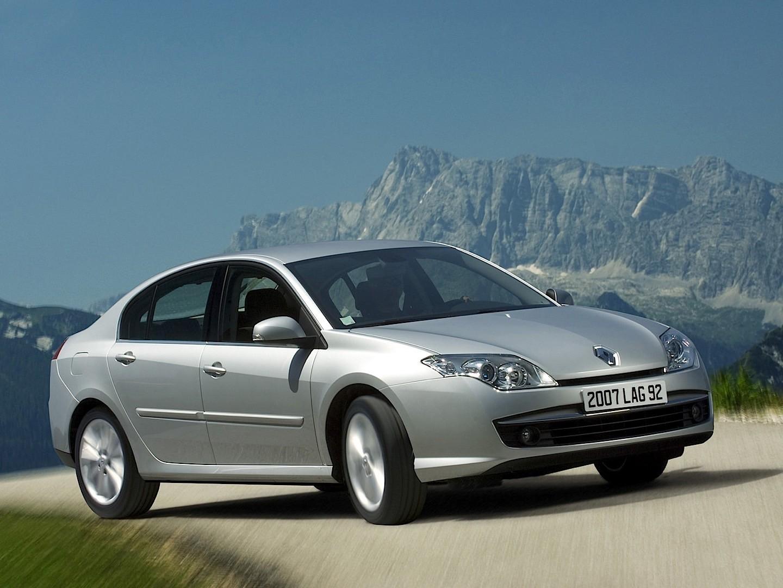 Renault Laguna 2007 2008 2009 2010 Autoevolution