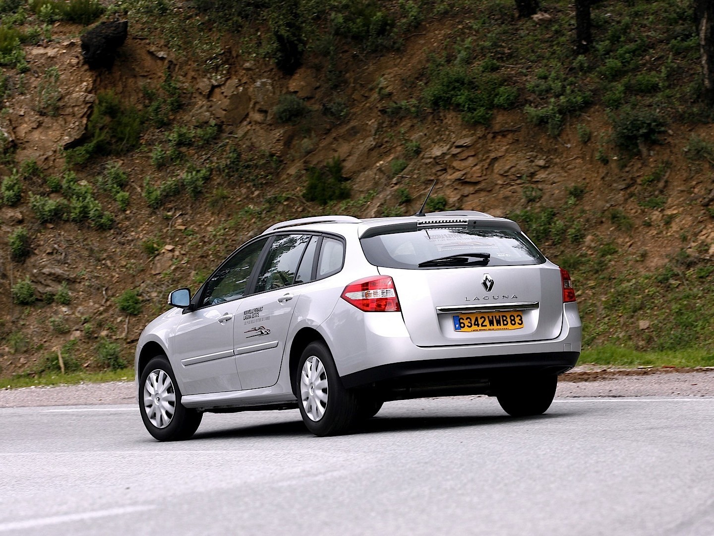 Renault Laguna Estate Specs Photos 2007 2008 2009