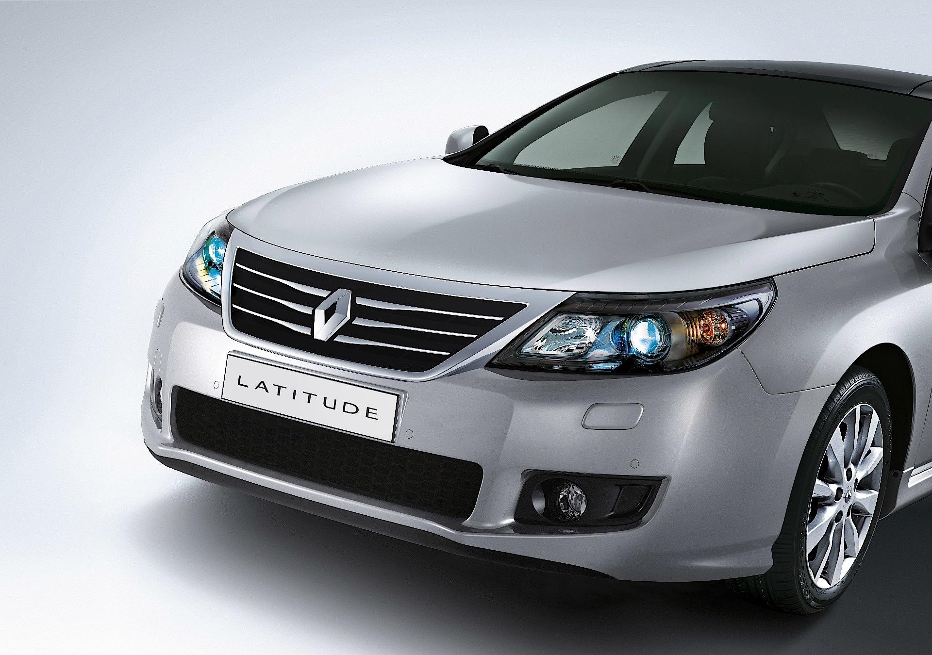 Renault latitude 2016
