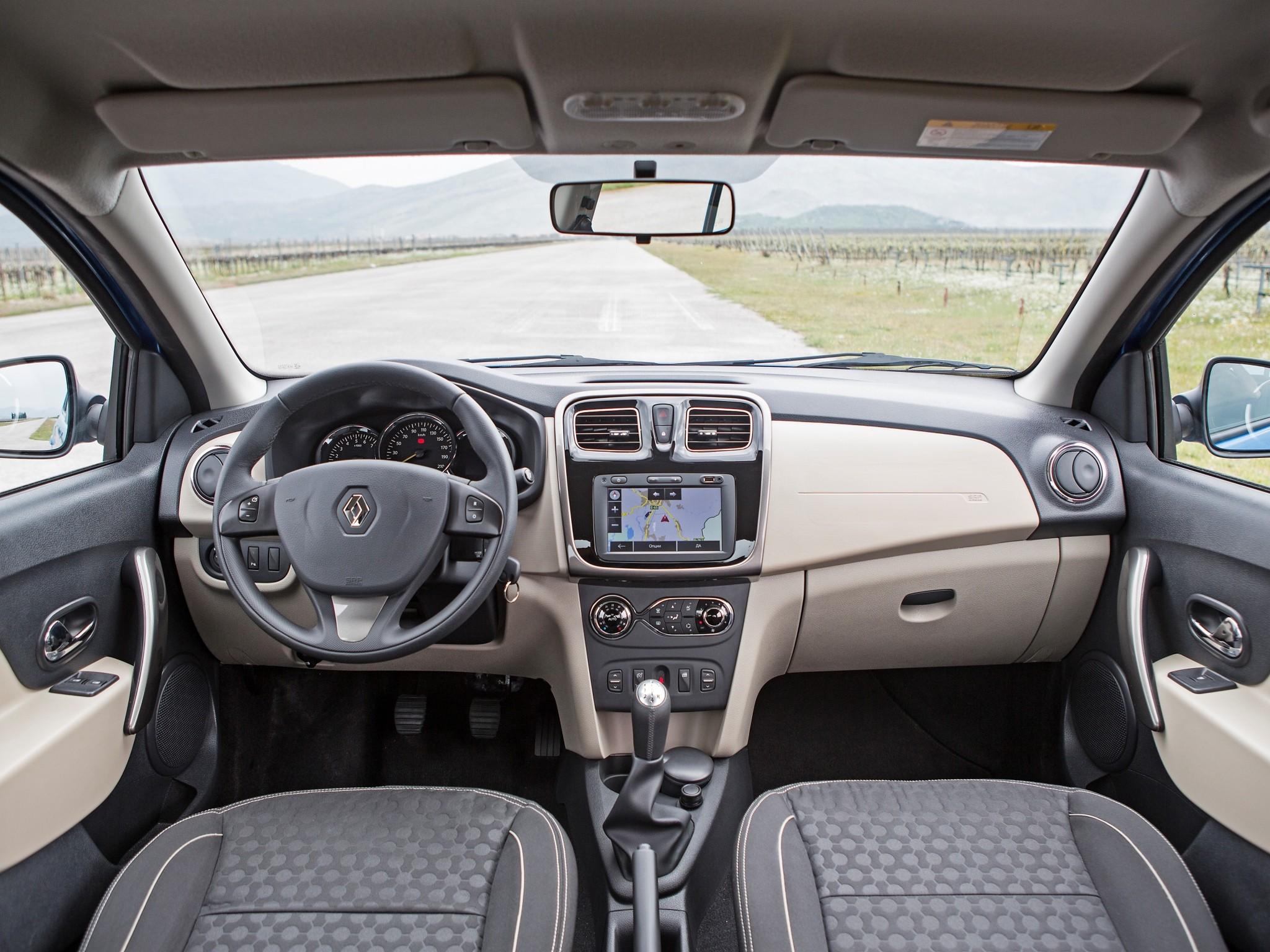 Renault Logan 2014 2015 2016 2017 Autoevolution