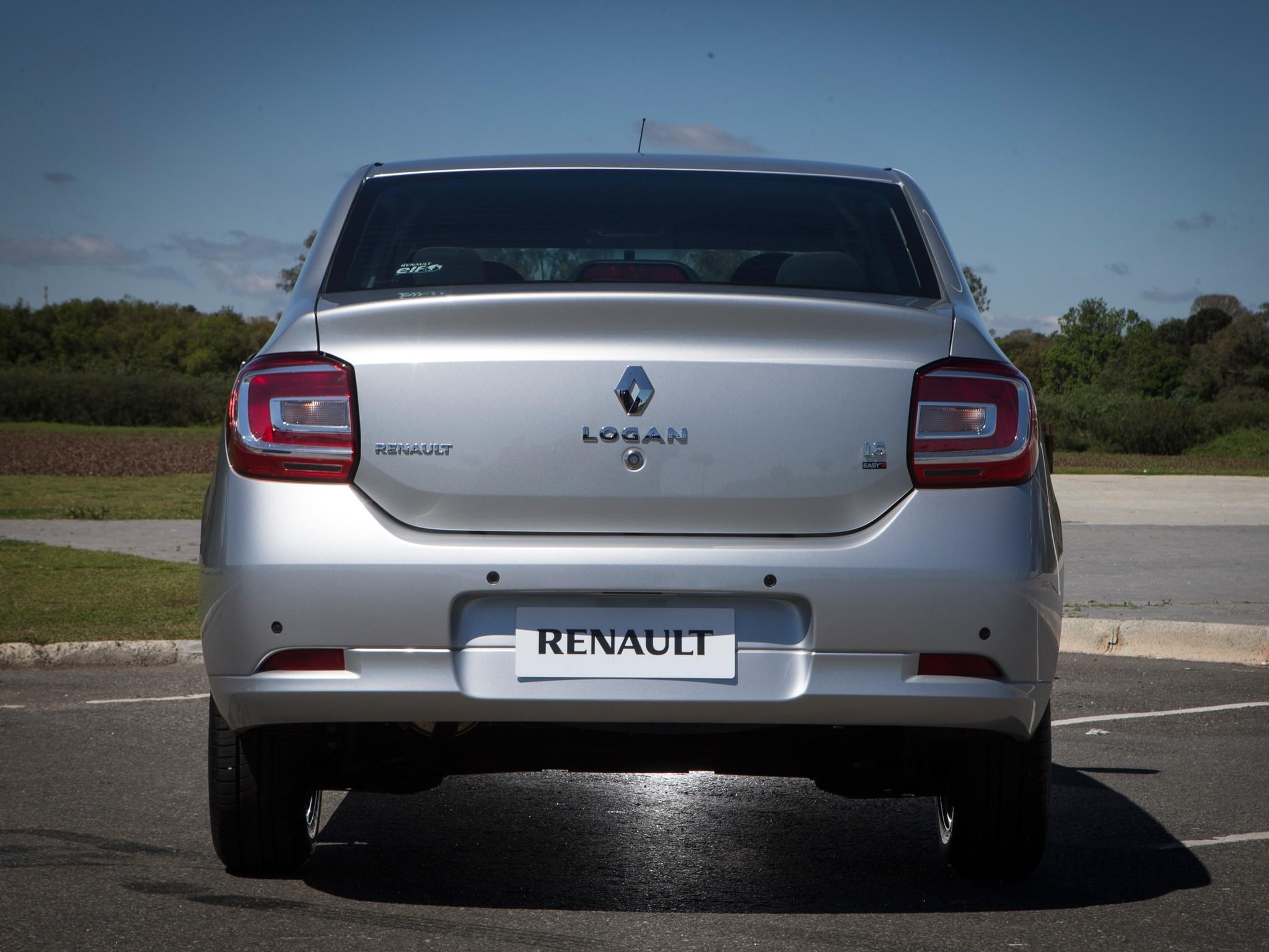 Renault Logan - 2014  2015  2016  2017