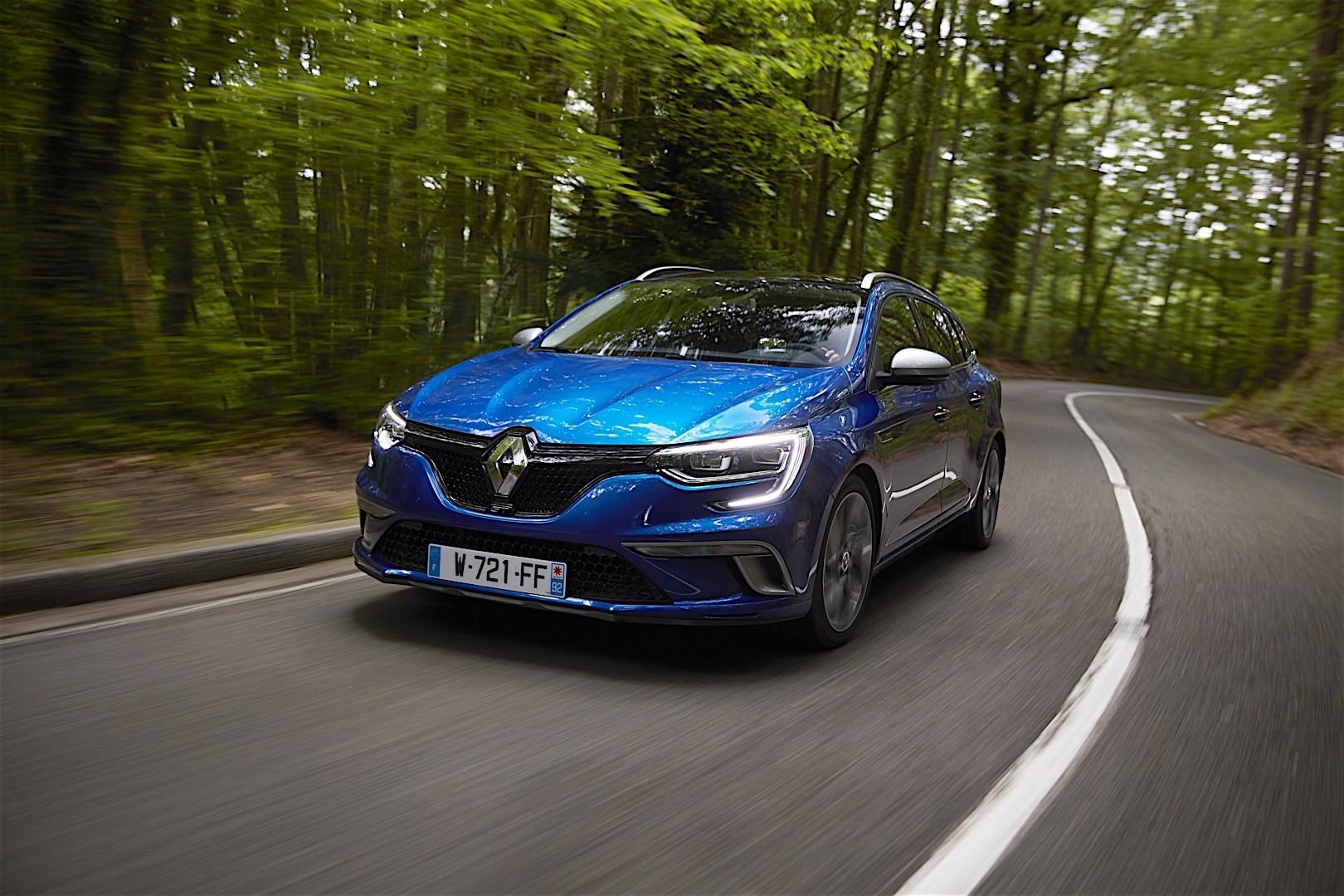 Renault Megane Estate Specs Amp Photos 2016 2017 2018
