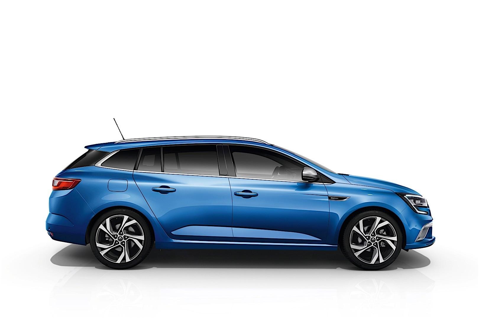 Renault megane wagon 2016