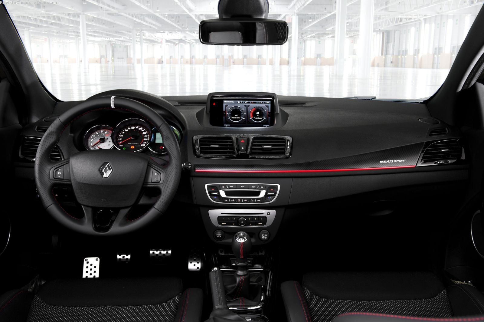 RENAULT Megane RS Coupe (2014 - Present)
