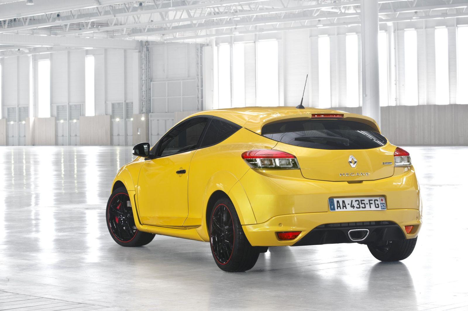 Renault megane rs coupe specs 2014 2015 2016 2017 autoevolution