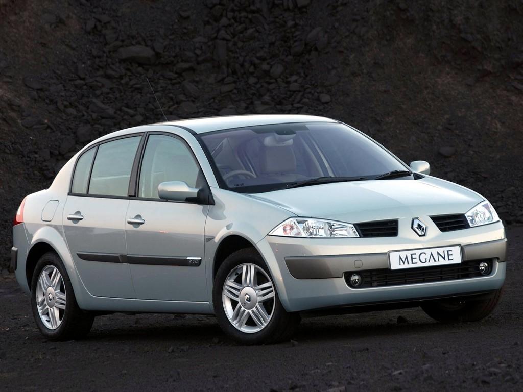 RENAULT Megane Sedan specs & photos - 2003, 2004, 2005, 2006 - autoevolution