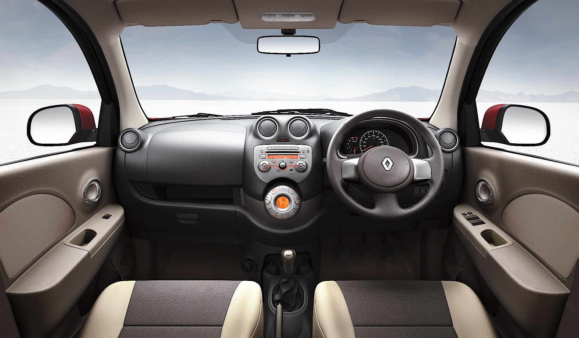 Renault Pulse 2011 2012 2013 2014 2015 2016