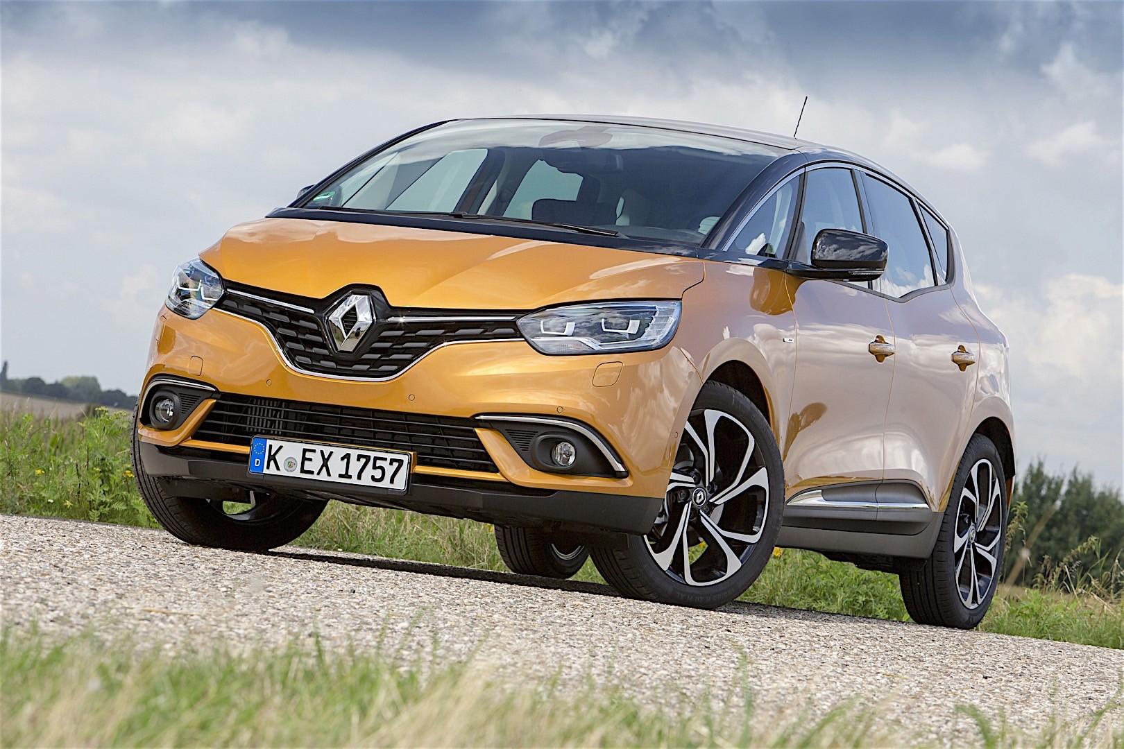 Renault Scenic 2016 Autoevolution