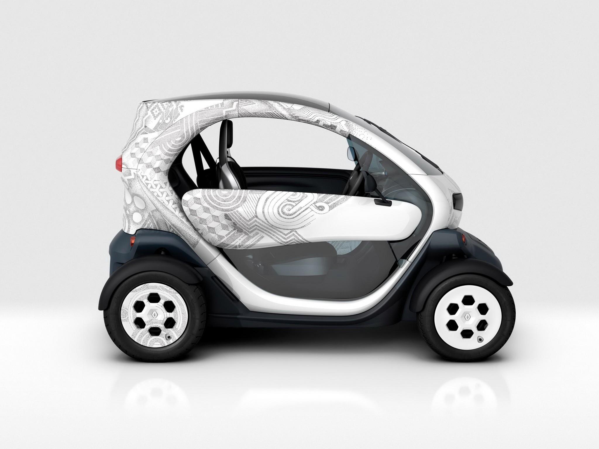 Renault Twizy 2017 Present