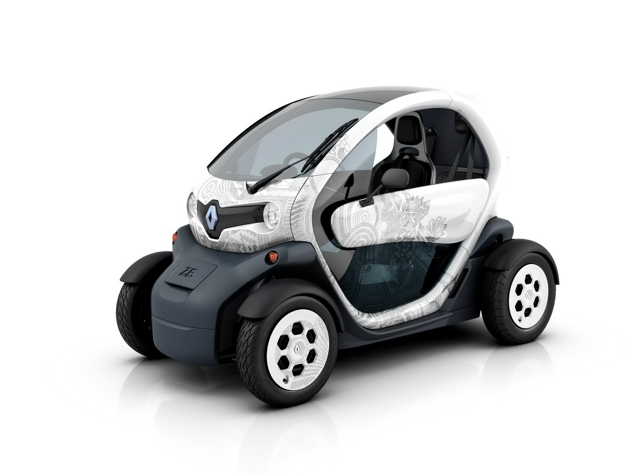 renault twizy 2012 2013 2014 2015 2016 2017 autoevolution. Black Bedroom Furniture Sets. Home Design Ideas