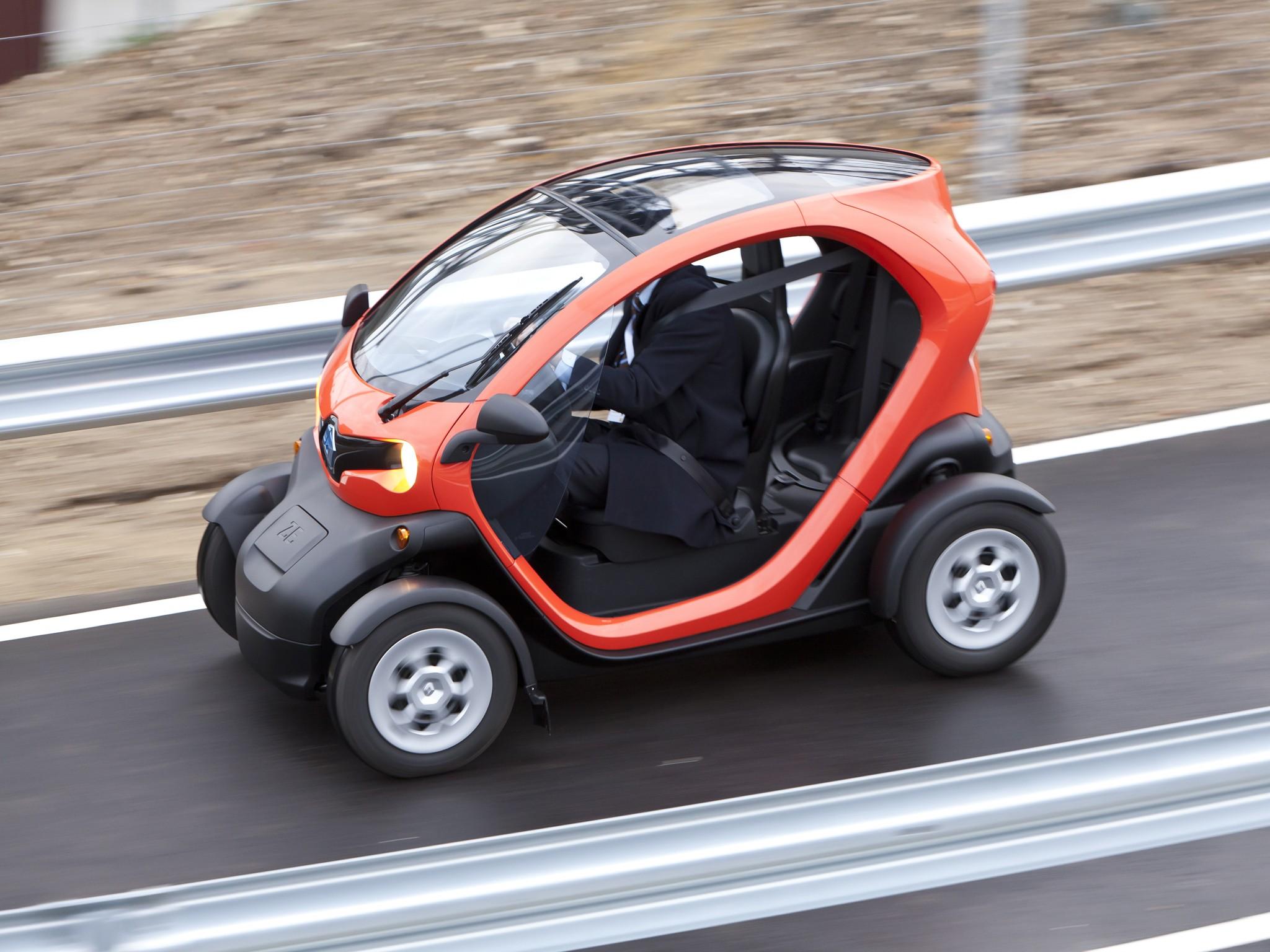Renault twizy specs