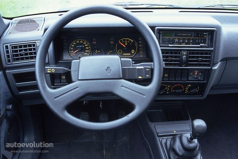 RENAULT 19 3 Doors specs - 1988, 1989, 1990, 1991, 1992 ...