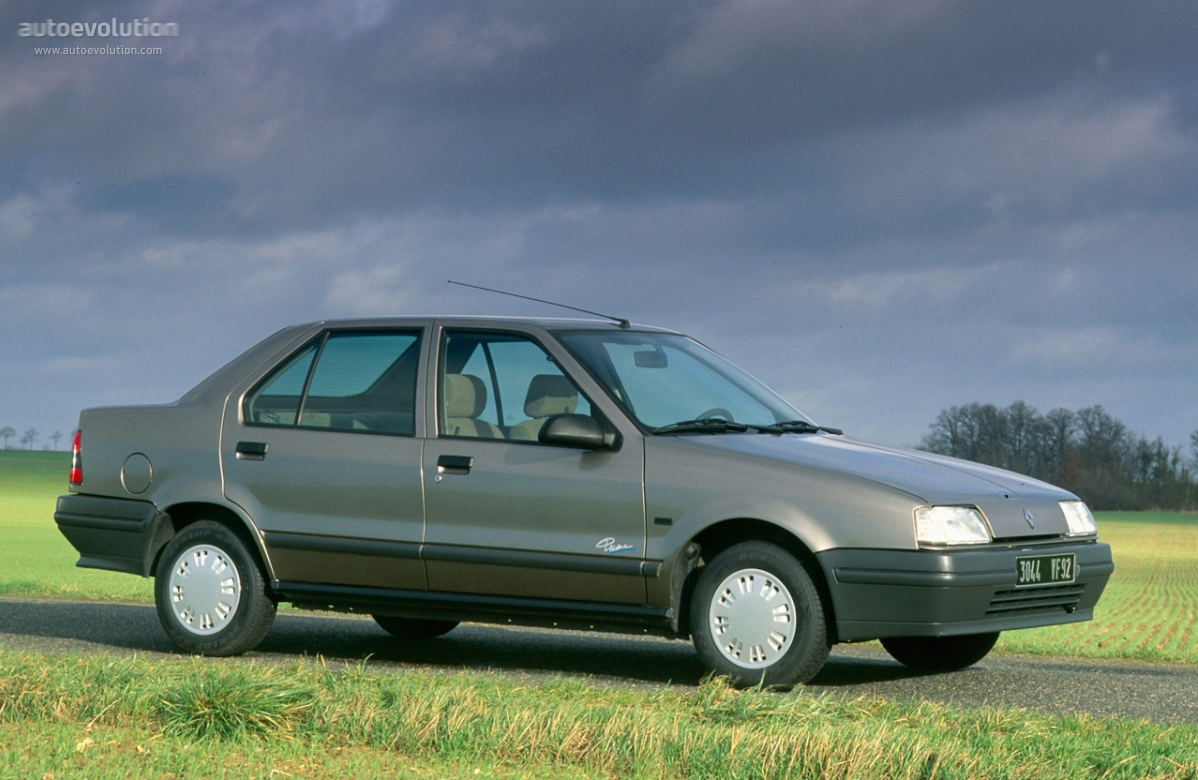 4 Door Sedan >> RENAULT 19 Chamade specs - 1989, 1990, 1991, 1992 - autoevolution