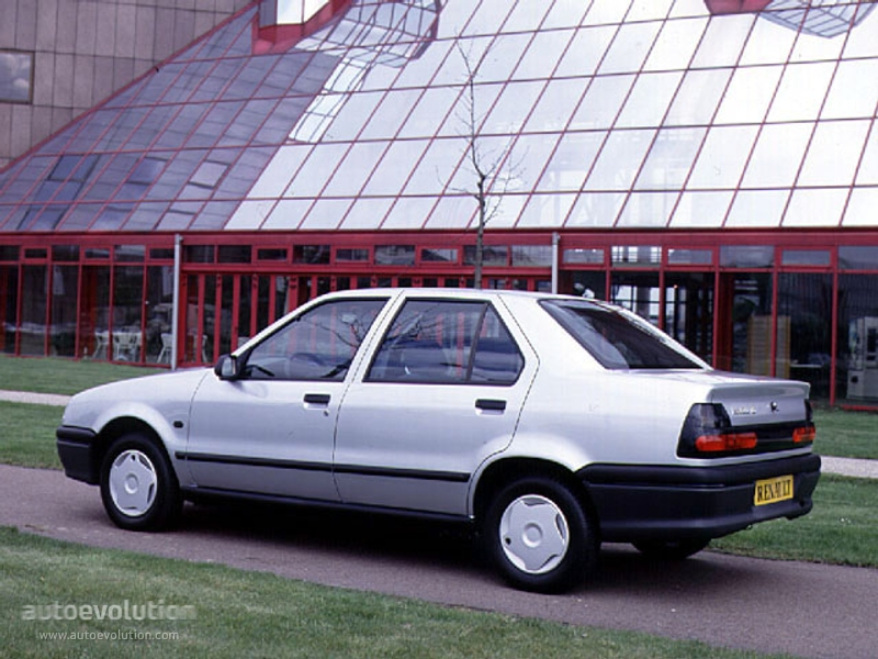 renault 19 sedan specs 1992 1993 1994 1995 1996 autoevolution. Black Bedroom Furniture Sets. Home Design Ideas