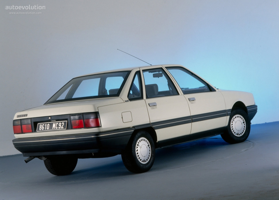 RENAULT 21 specs & photos - 1986, 1987, 1988, 1989 ...