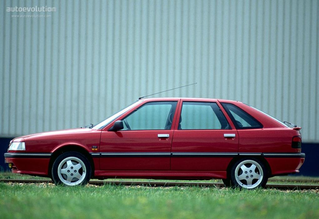 Renault 21 Hatchback Specs Amp Photos 1989 1990 1991