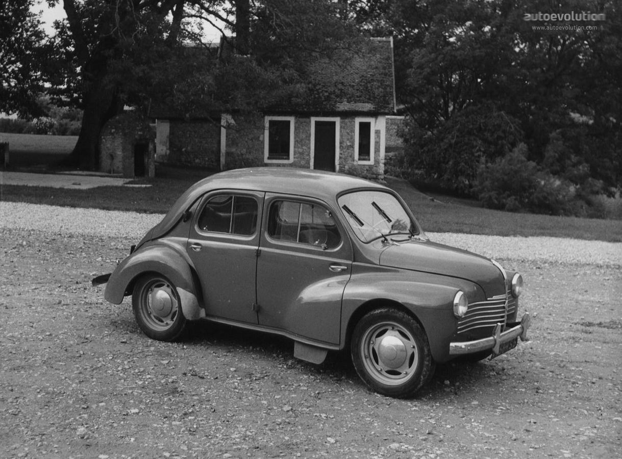 RENAULT 4 CV (1947 - 1961) ...