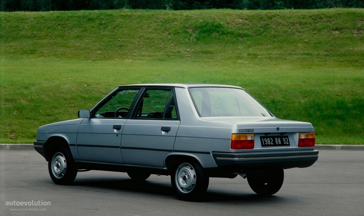 Renault 9 Specs 1981 1982 1983 1984 1985 1986