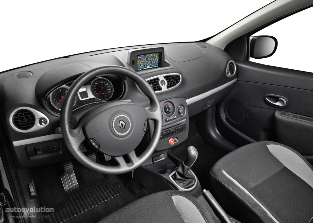 Renault clio 3 doors specs 2009 2010 2011 2012 for Interieur twingo 2