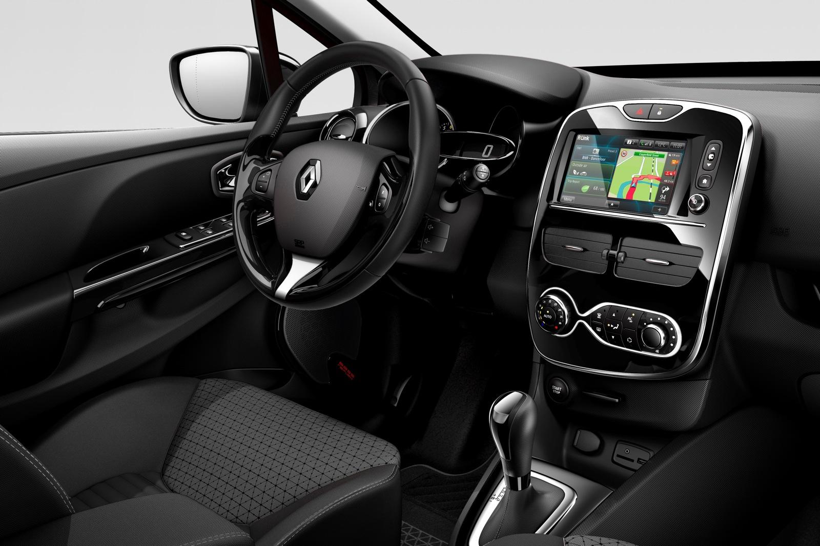 Renault Clio 2014 Interior Interior Renault Clio