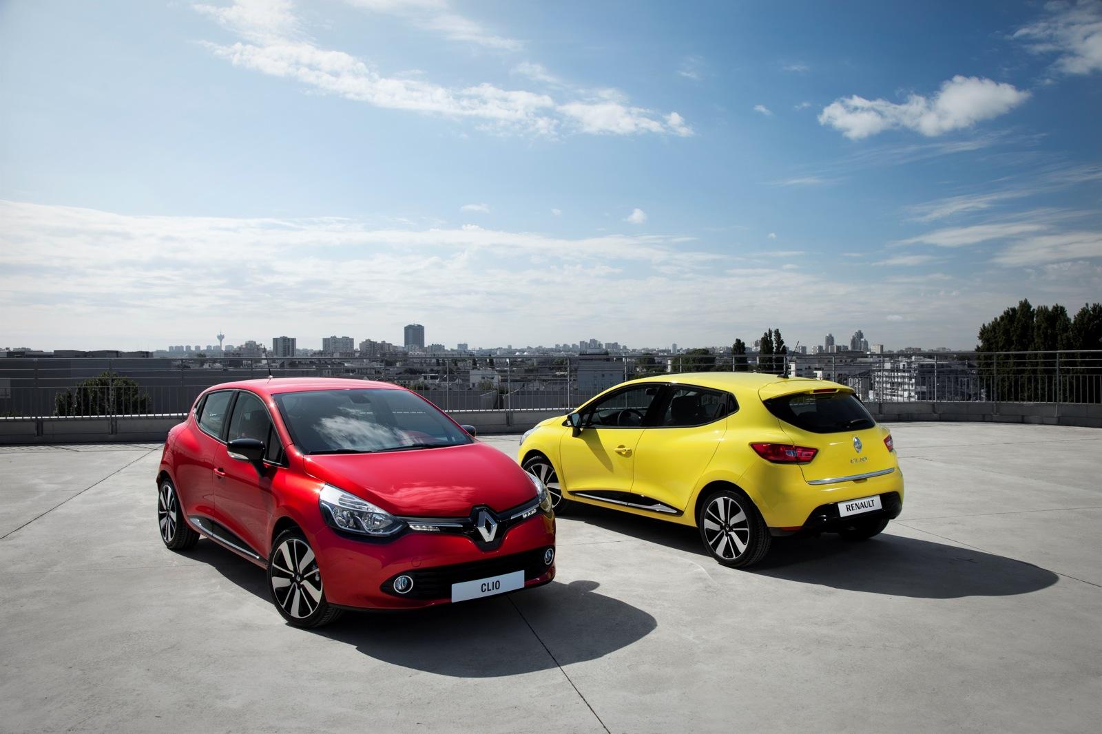 Renault Clio 5 Doors 2012 2013 2014 2015 2016