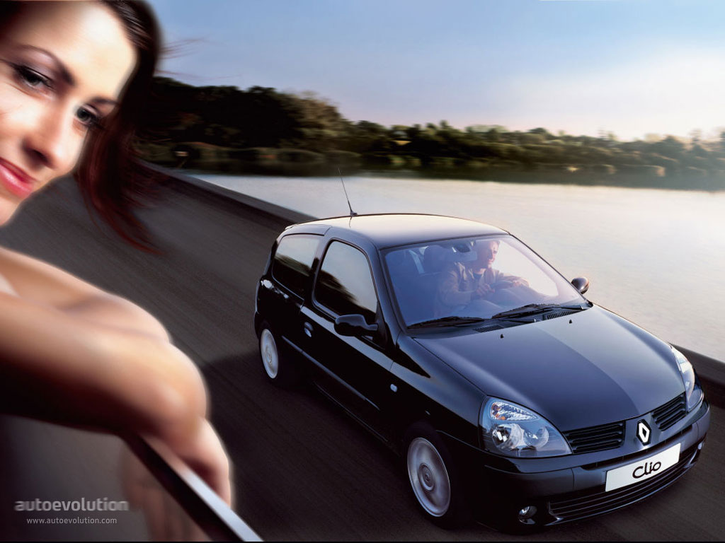 renault clio 3 doors 2001 2002 2003 2004 2005 2006 autoevolution. Black Bedroom Furniture Sets. Home Design Ideas