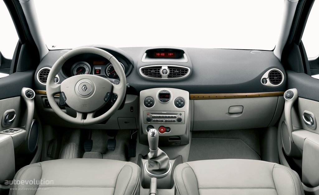 renault clio 3 doors specs 2006 2007 2008 2009 autoevolution. Black Bedroom Furniture Sets. Home Design Ideas