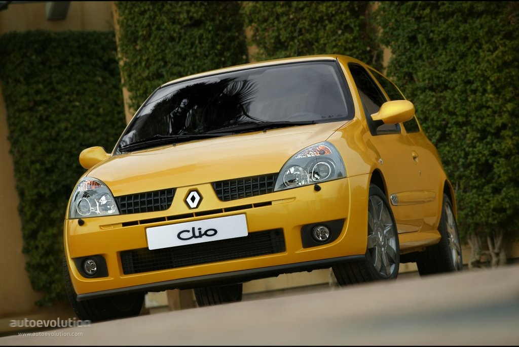 renault clio rs specs 2001 2002 2003 2004 2005. Black Bedroom Furniture Sets. Home Design Ideas