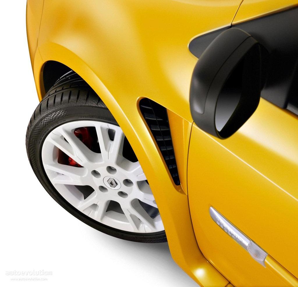 Clio Rs: RENAULT Clio RS Specs & Photos