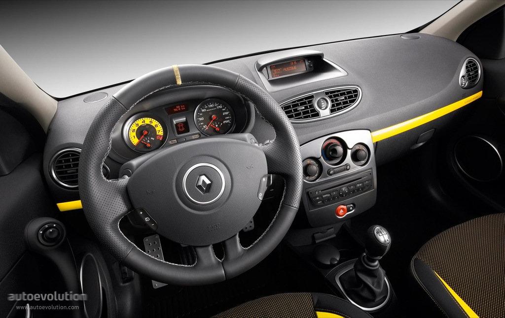 Renault Clio 2010 Interior Interior Renault Clio