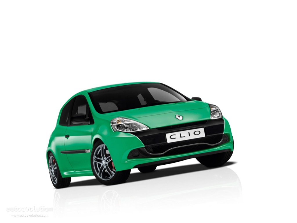 renault clio rs specs 2009 2010 2011 2012 2013 autoevolution. Black Bedroom Furniture Sets. Home Design Ideas