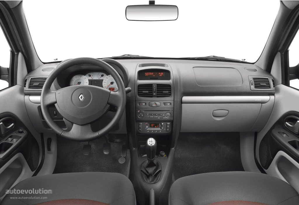 renault clio symbol thalia specs 2002 2003 2004 2005 2006 2007 2008 autoevolution. Black Bedroom Furniture Sets. Home Design Ideas