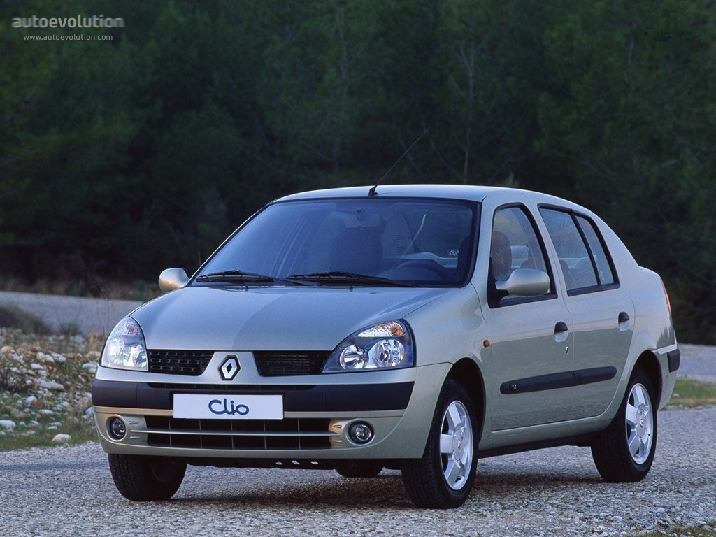 renault clio symbol thalia 2000 autoevolution. Black Bedroom Furniture Sets. Home Design Ideas
