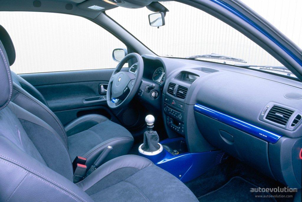 RENAULT Clio V6 specs  2003 2004 2005  autoevolution
