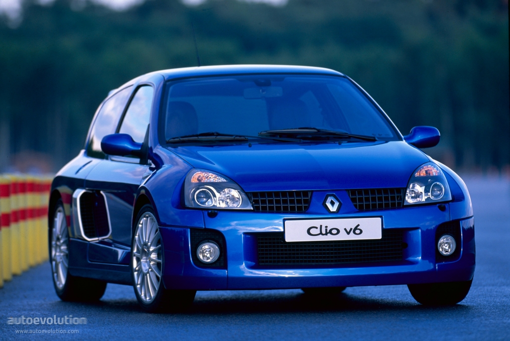 Renault Clio 2003 Interior Renault Clio v6 2003 2005