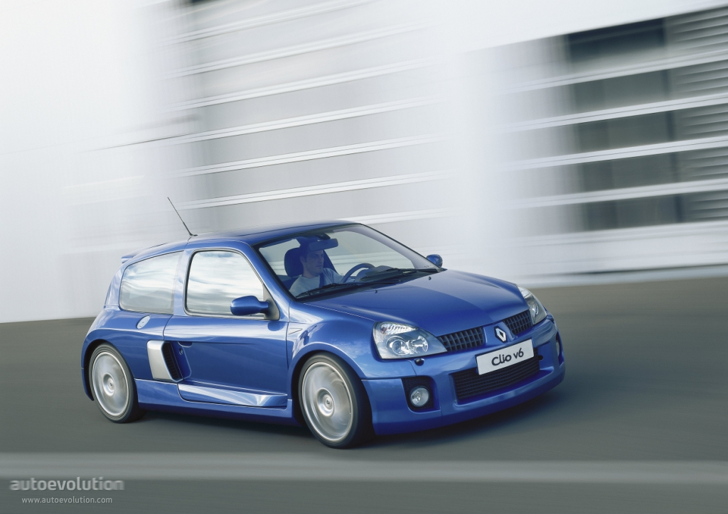 renault clio v6 specs 2003 2004 2005 autoevolution. Black Bedroom Furniture Sets. Home Design Ideas