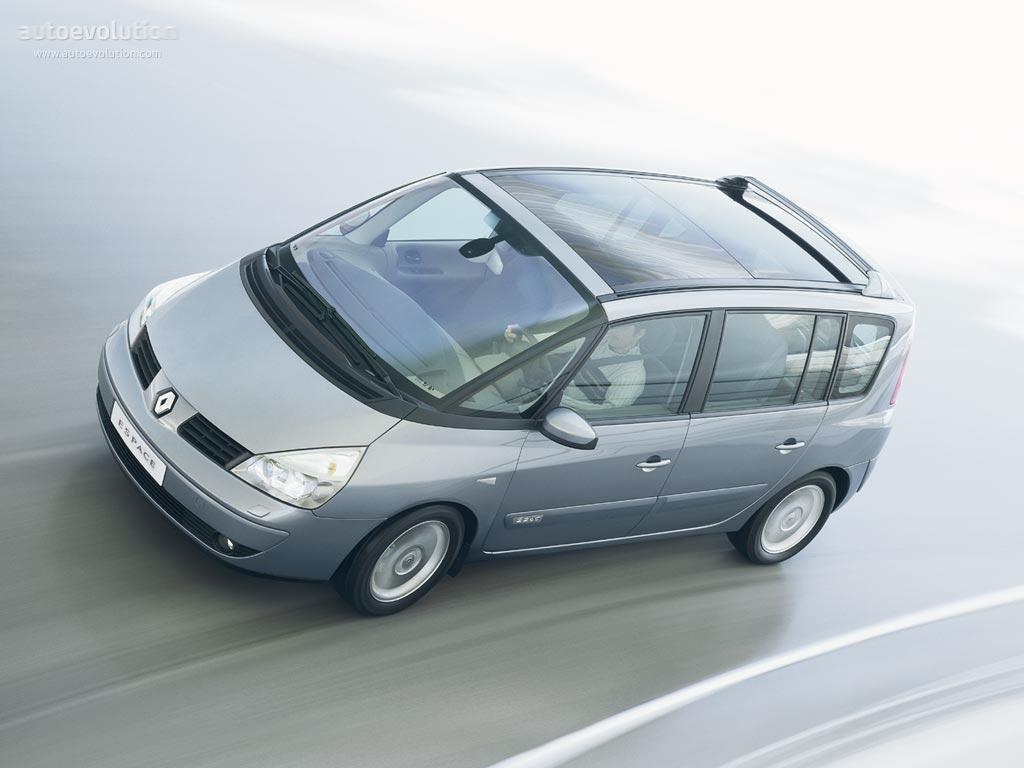 Acura Of Reno >> RENAULT Espace - 2002, 2003, 2004, 2005, 2006 - autoevolution