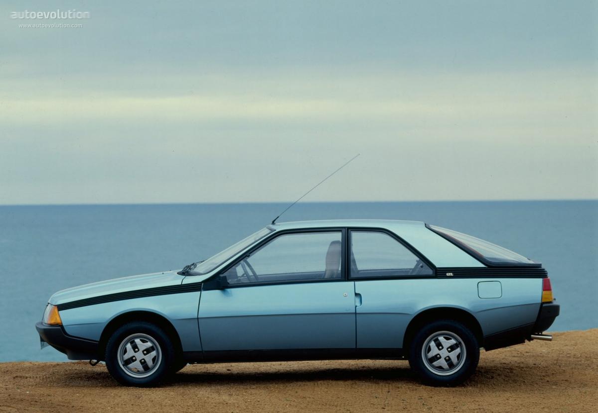 Acura Of Reno >> RENAULT Fuego specs - 1980, 1981, 1982, 1983, 1984, 1985 - autoevolution
