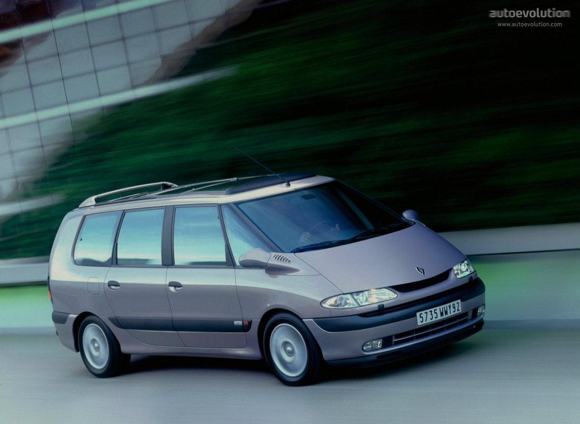 renault grand espace specs photos 1998 1999 2000 2001 2002 autoevolution. Black Bedroom Furniture Sets. Home Design Ideas