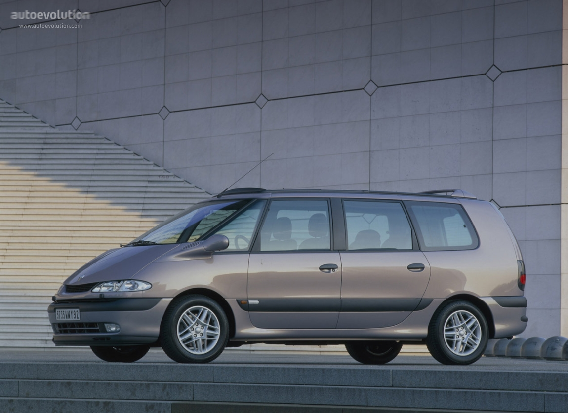 renault grand espace specs 1998 1999 2000 2001 2002 autoevolution. Black Bedroom Furniture Sets. Home Design Ideas