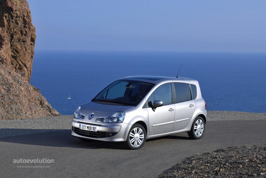 Renault Grand Modus Specs Amp Photos 2008 2009 2010