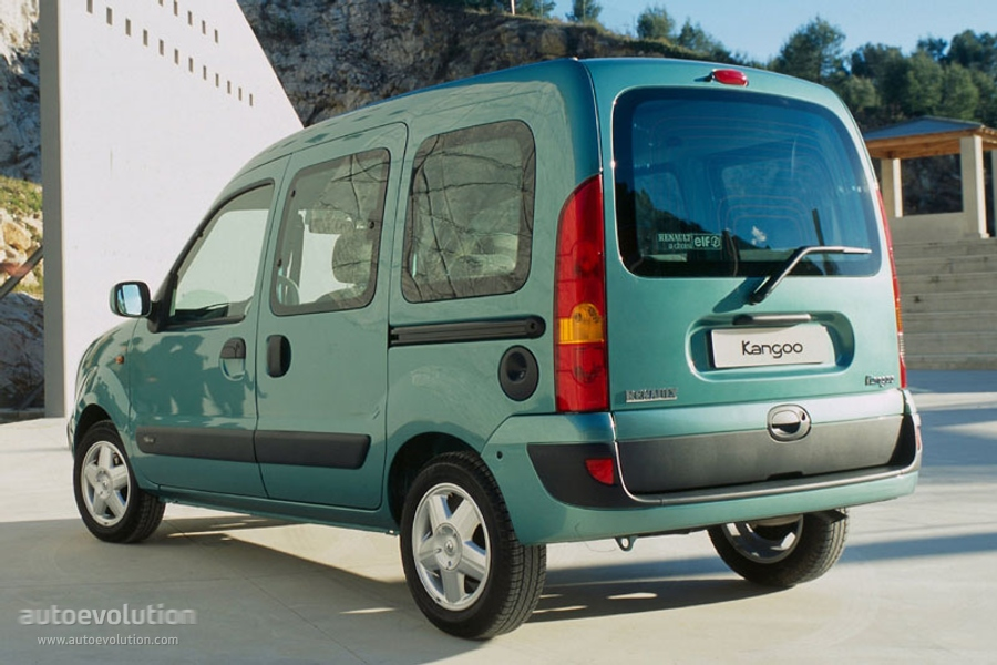Renault Kangoo Specs 2003 2004 2005 Autoevolution