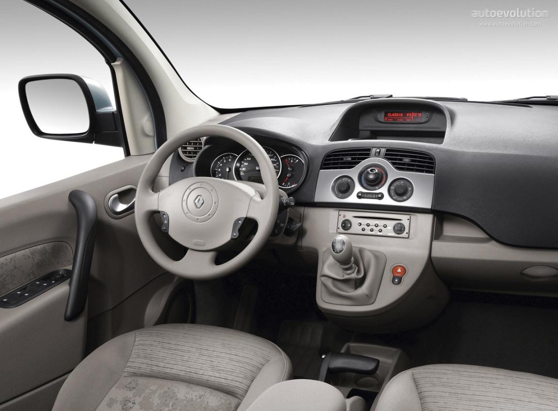 Renault Kangoo Specs 2008 2009 2010 2011 2012 2013