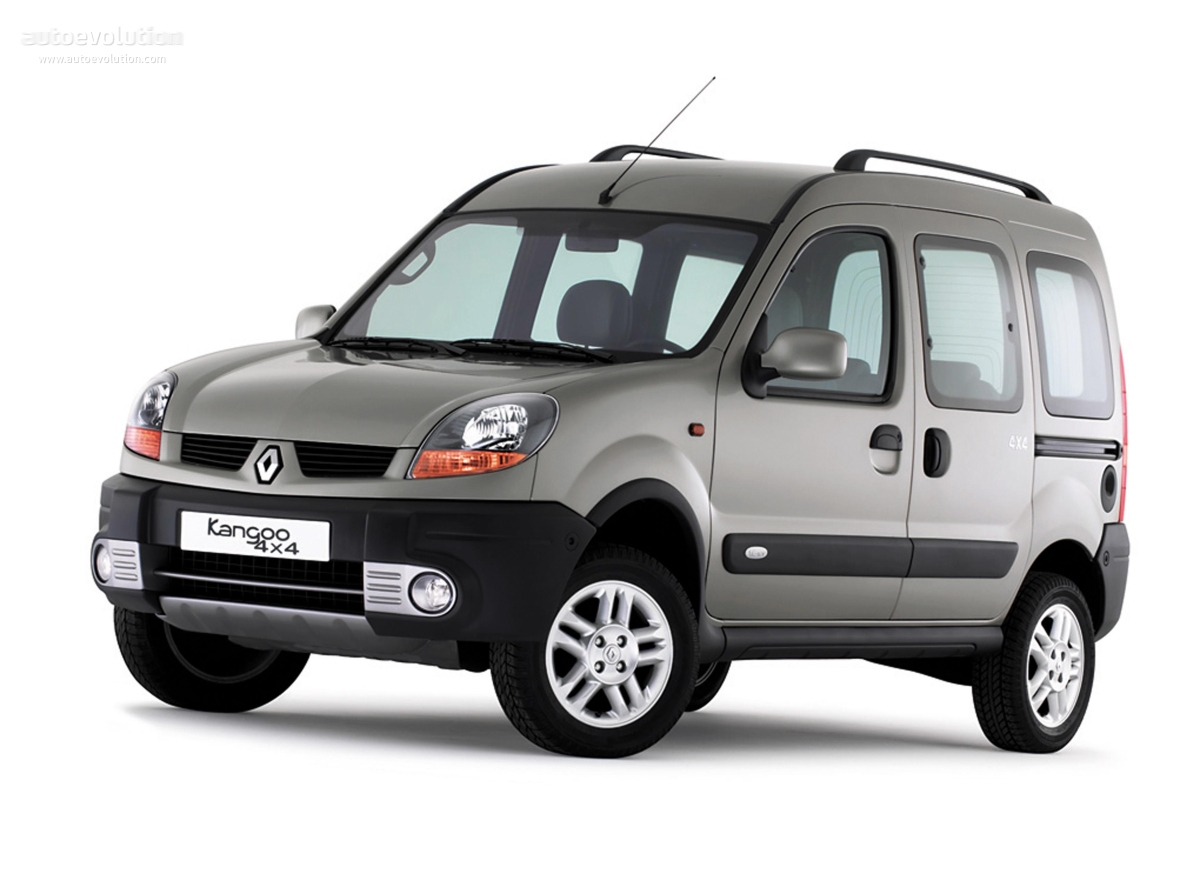 image gallery renault kangoo 2006. Black Bedroom Furniture Sets. Home Design Ideas