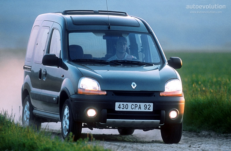 renault kangoo 4x4 2001 2002 2003 autoevolution. Black Bedroom Furniture Sets. Home Design Ideas