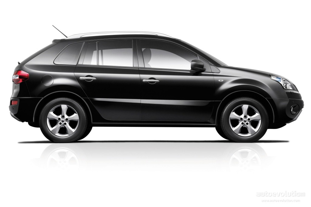renault koleos specs 2008 2009 2010 2011 autoevolution. Black Bedroom Furniture Sets. Home Design Ideas