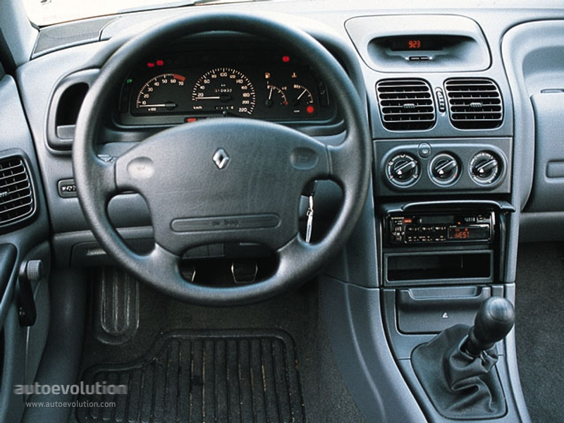 Renault laguna specs 1994 1995 1996 1997 1998 for Interieur scenic 2000